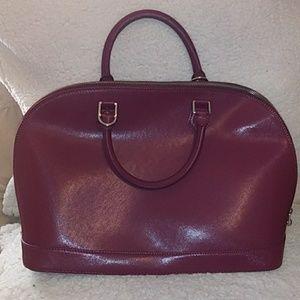 Pulicati NWOT large leather satchel